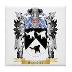 Saunders Tile Coaster