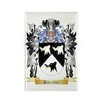 Saunder Rectangle Magnet (100 pack)