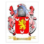 Saulsbury Small Poster