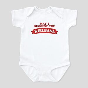 Funny Polish Kielbasa Infant Bodysuit