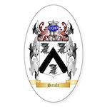 Saule Sticker (Oval 50 pk)