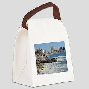 Old Town Mazatlan, Mexico Canvas Lunch Bag