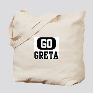 Go GRETA Tote Bag