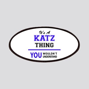 KATZ thing, you wouldn't understand! Patch
