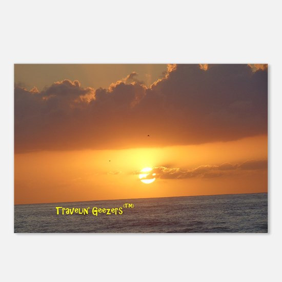 Sunset in Mazatlan Postcards (Package of 8)
