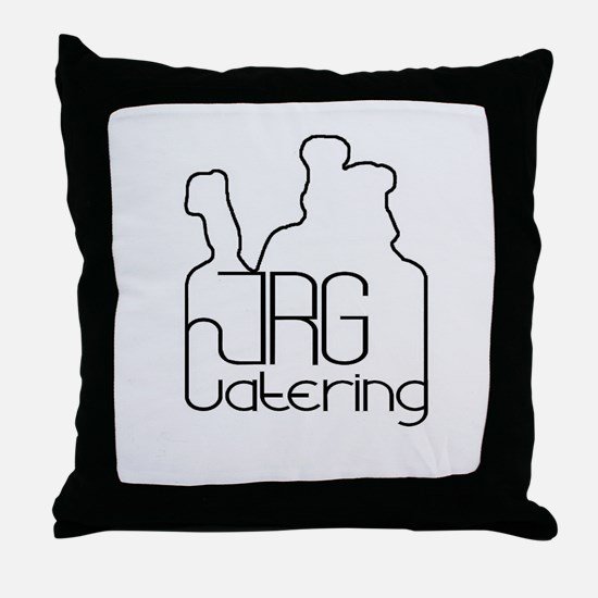 JRG LOGO Throw Pillow