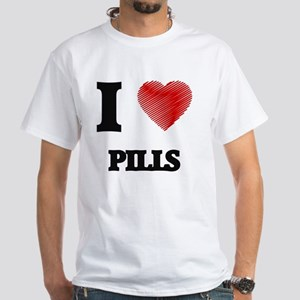 I Love Pills T-Shirt