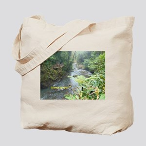 Costa Rica River Tote Bag