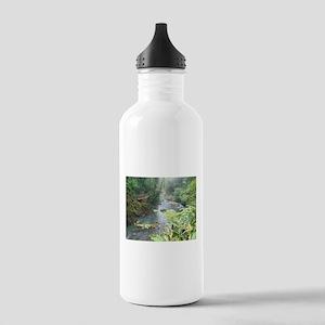 Costa Rica River Water Bottle