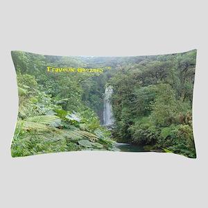 Costa Rica Waterfall Pillow Case
