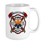 Arizona Fire Medic Large Mug Mugs