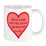 Game Of Love Mug Mugs