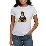 Tux The Pirate Women's T-Shirt