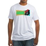 Cruising 66 Fitted T-Shirt