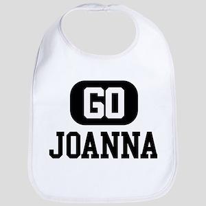 Go JOANNA Bib