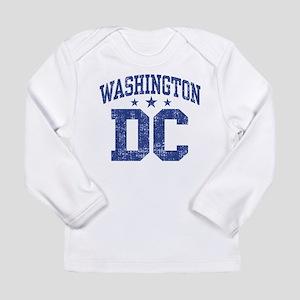 Washington DC Long Sleeve Infant T-Shirt