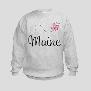 Pretty Maine Sweatshirt