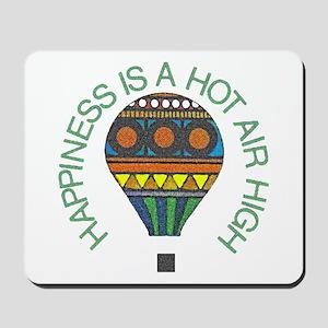 Hot Air High - Mousepad