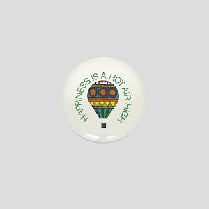 Hot Air High - Mini Button