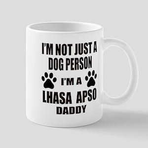 I'm a Lhasa Apso Daddy Mug