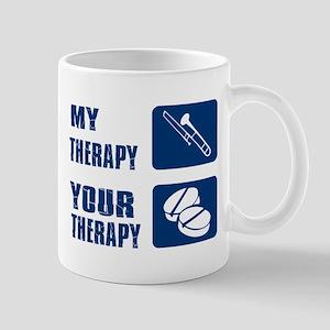 Trombone My Therapy Mug