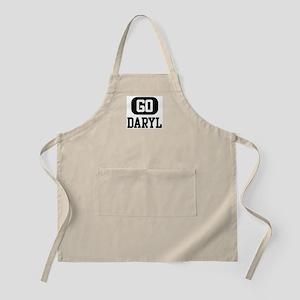 Go DARYL BBQ Apron