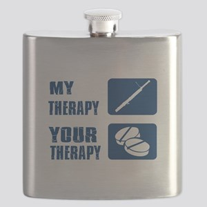 Bassoon My Therapy Flask