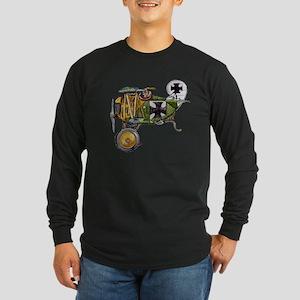 d7a1black Long Sleeve T-Shirt