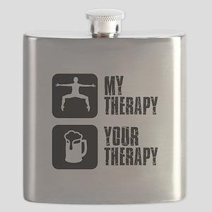 Jazz My Therapy Flask