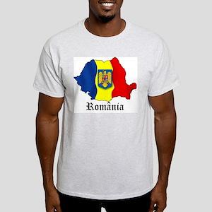 Romania arms Light T-Shirt