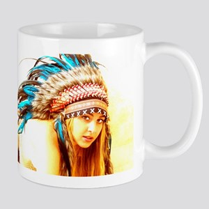Indian warrior 12 Mugs