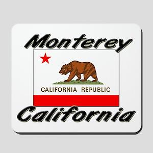 Monterey California Mousepad