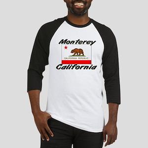 Monterey California Baseball Jersey