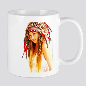 Indian warrior 26 Mugs