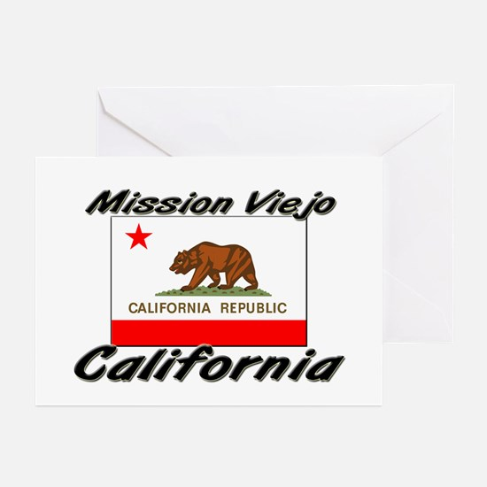 Mission Viejo California Greeting Cards (Pk of 10)
