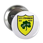 "USS O'Bannon (DD 450) 2.25"" Button (10 pack)"
