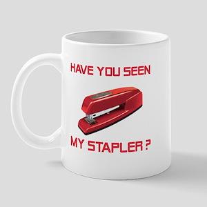 Red Stapler Mug