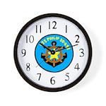USS Philip (DD 498) Wall Clock