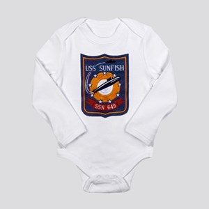 USS SUNFISH Infant Bodysuit Body Suit