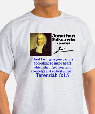 Jonathan Edwards - T-Shirt