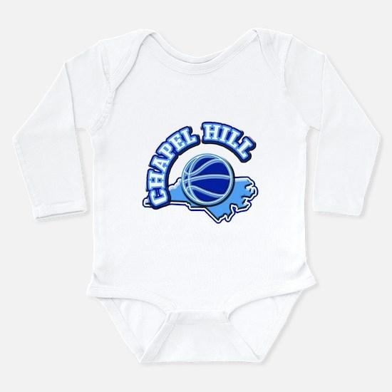 Chapel Hill Basketball Infant Bodysuit Body Suit
