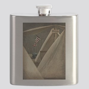 Army Chaplain Flask