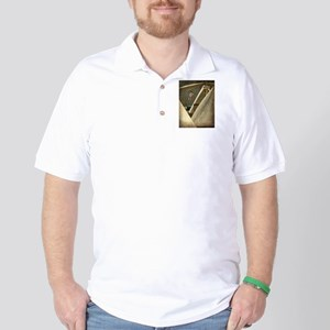 Army Chaplain Golf Shirt