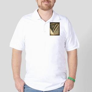 Army Chaplain Golf Shirt