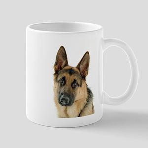 german shepherd Mugs