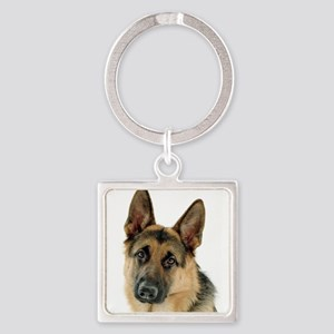 german shepherd Keychains