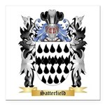 Satterfield Square Car Magnet 3