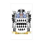 Satterfield Sticker (Rectangle 50 pk)
