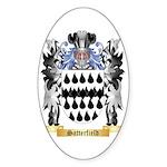 Satterfield Sticker (Oval 50 pk)