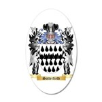 Satterfield 20x12 Oval Wall Decal